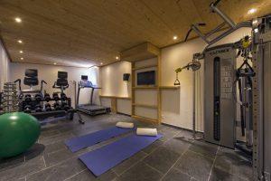 No. 5 Penthouse Gym