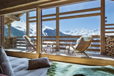 Alpin Roc Chalet Verbier Switzerland