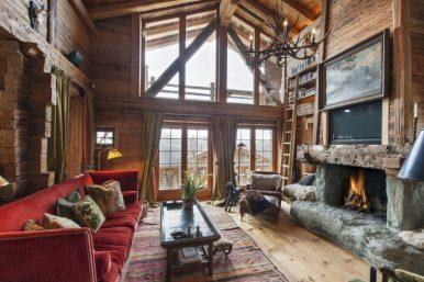 luxury rentals verbier ski chalet