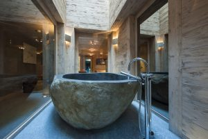 Luxury Slate Bath tub