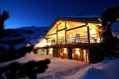 chalt spa in verbier switzerland