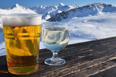 apres ski in verbier