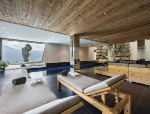 alpine estate luxury ski chalet