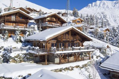 Chalet Nuit Blanches Outdoor