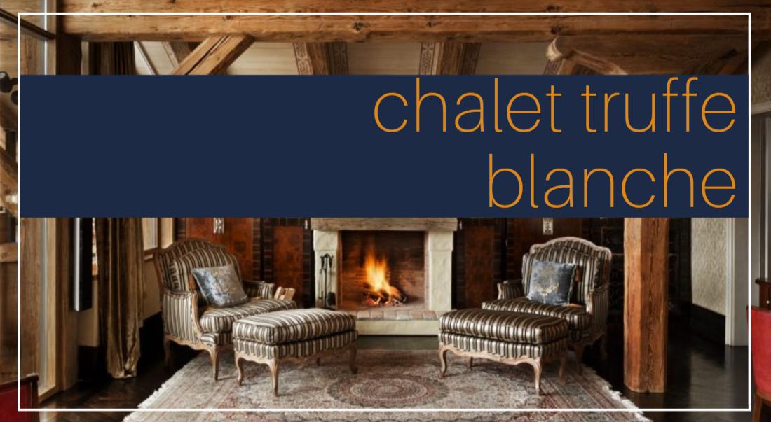 chalet truffe blanche luxury rentals