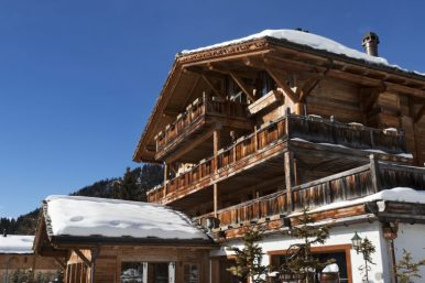 chalet truffe blanche verbier accommodation