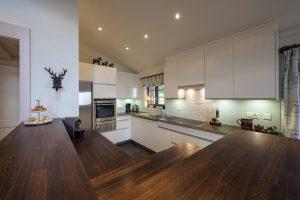 Penthouse Apartment Verbier Kitchen
