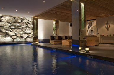luxury chalet verbier alpine estate
