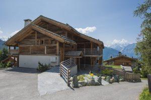 Apartment Chalet Mont