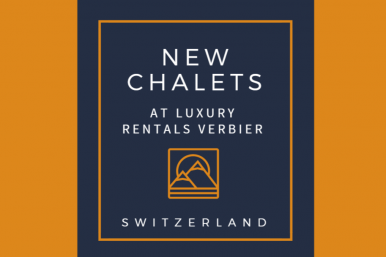new verbier chalets
