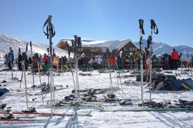 family ski holiday in verbier