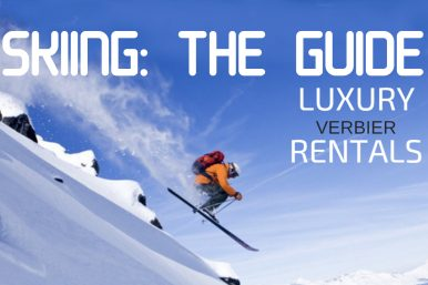 skiing in verbier guide